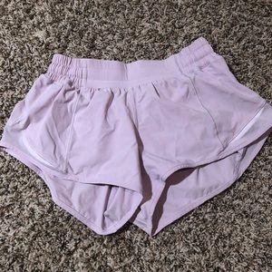 Lululemon Hotty hot short reg size 4